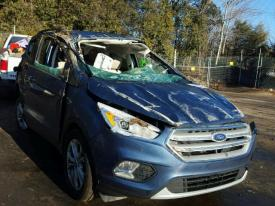 Salvage Ford Escape