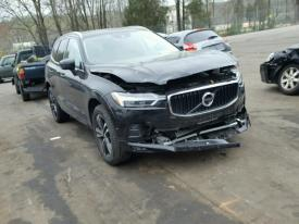 Salvage Volvo XC60